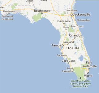 Crystal River Florida Map.Florida Insider Fishing Report